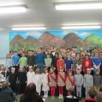 School show 2014